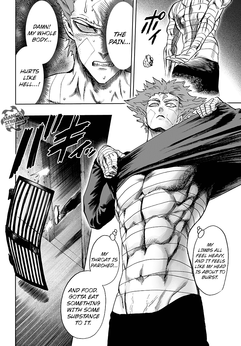 One Punch Man, Chapter Onepunch-Man 86 image 005
