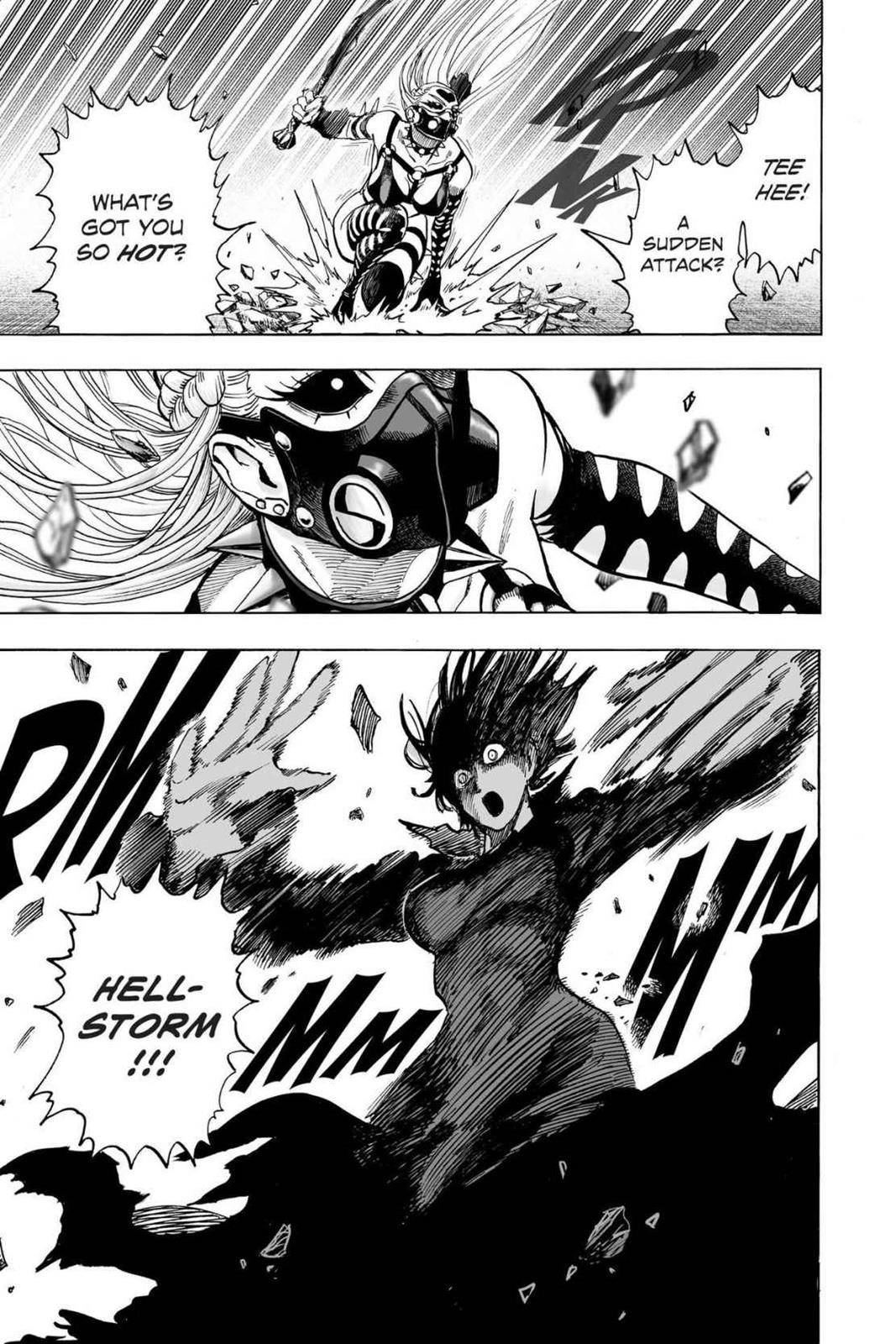 One Punch Man, Chapter Punch 65 image 010