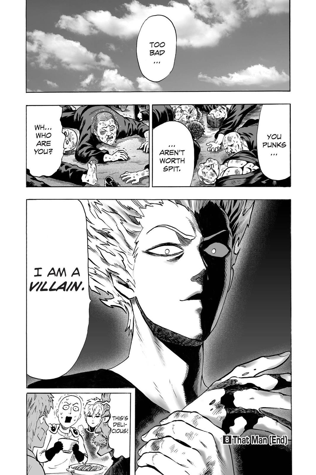 One Punch Man, Chapter Onepunch-Man 40.6 image 021