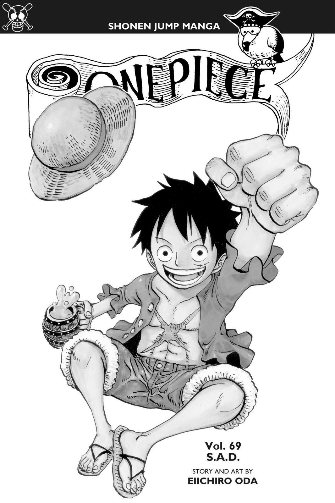 One Piece, Chapter 679 image 004