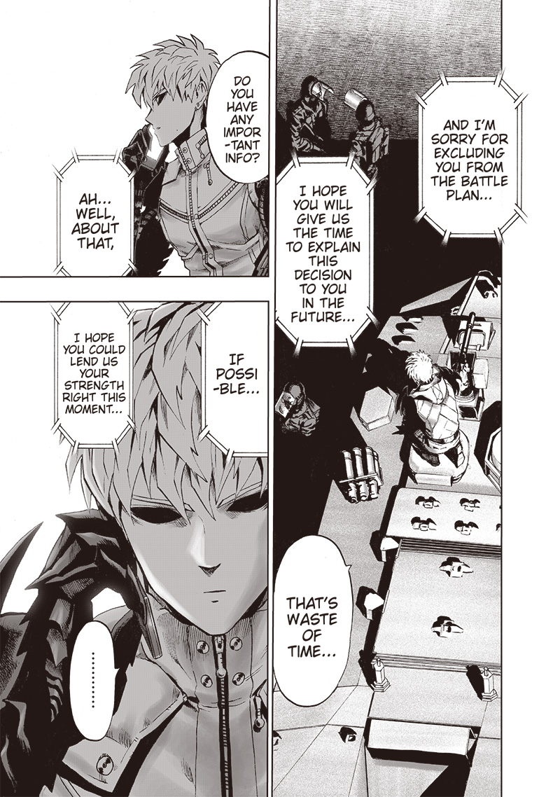 One Punch Man, Chapter One-Punch Man 120 image 017