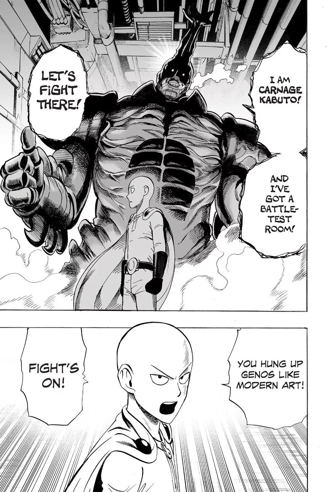 One Punch Man, Chapter Onepunch-Man 10 image 007