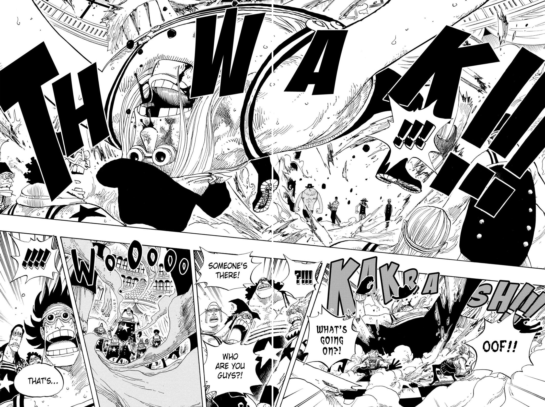One Piece, Chapter 330 image 004