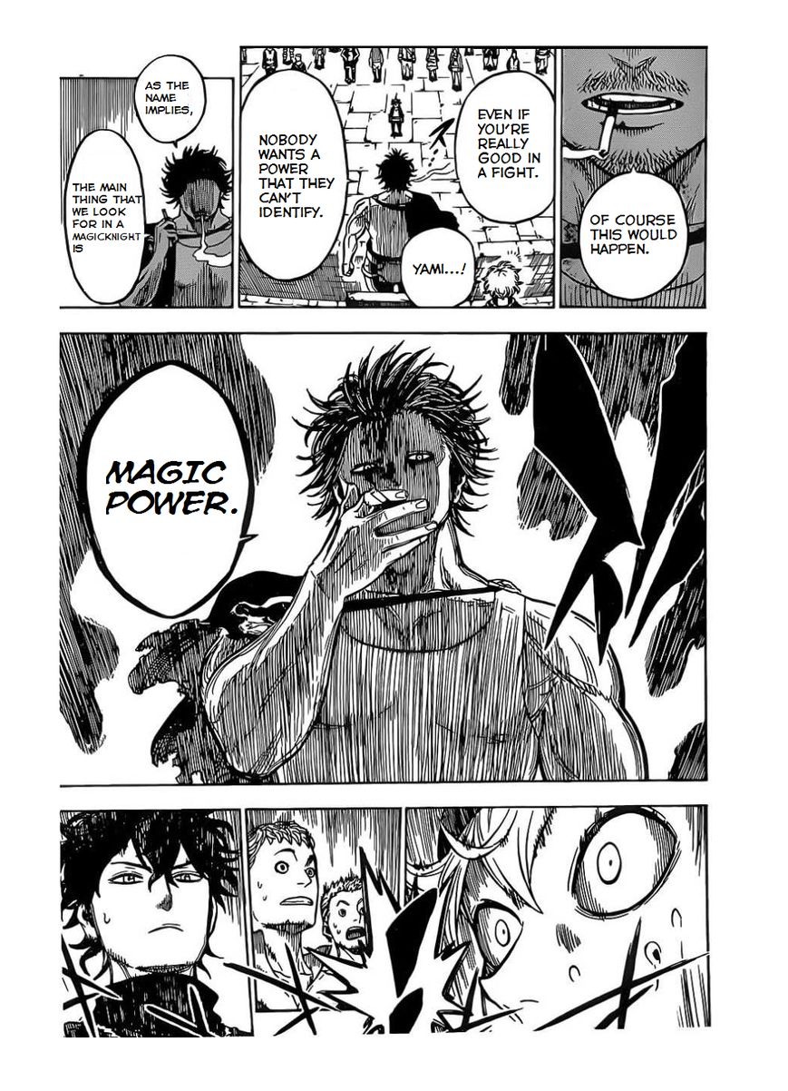 Black Clover, Chapter 3 The Road to the Magic Emperor image 010