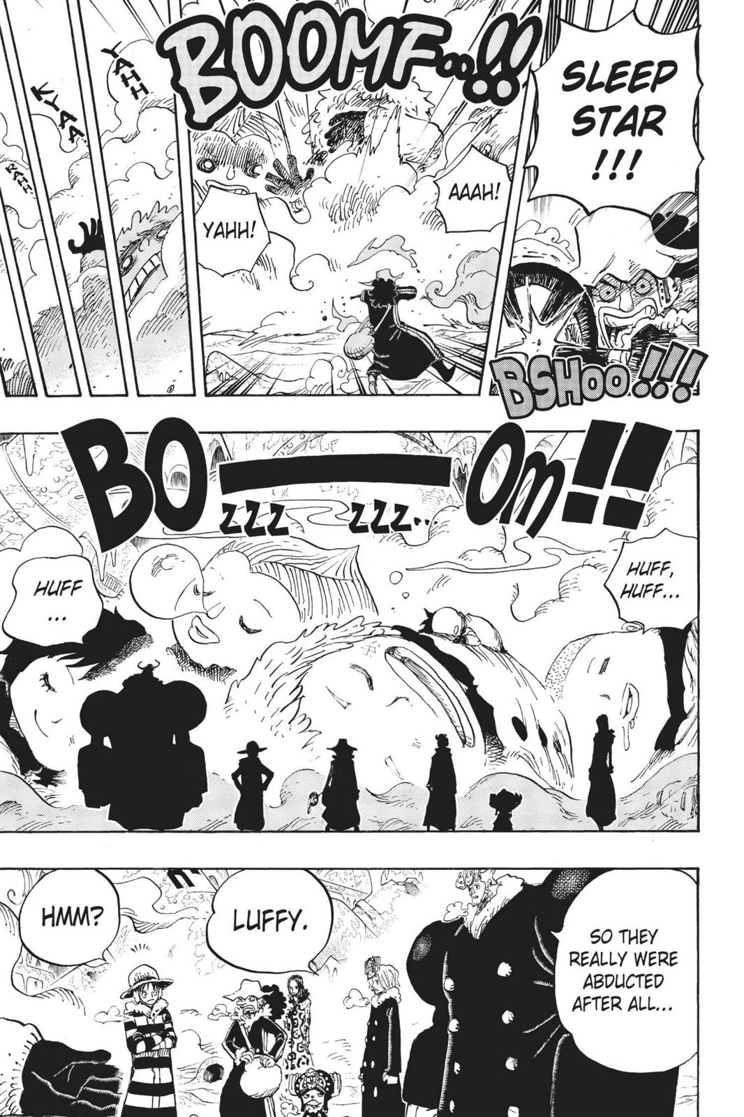 One Piece, Chapter 665 image 013