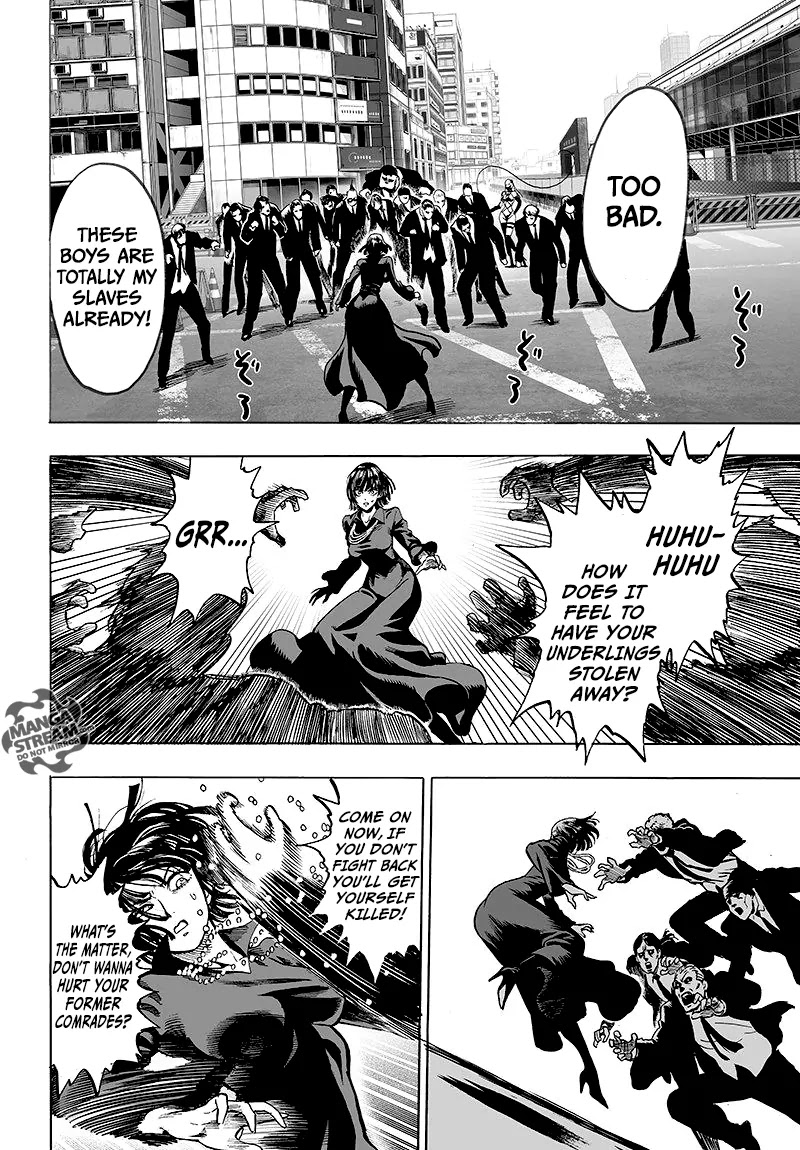 One Punch Man, Chapter Onepunch-Man 64.2 image 016