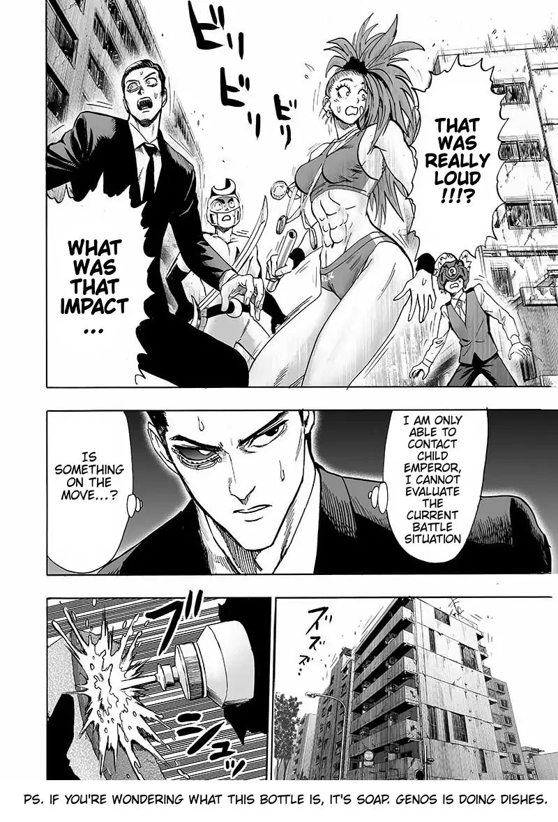 One Punch Man, Chapter Onepunch-Man 106 image 026