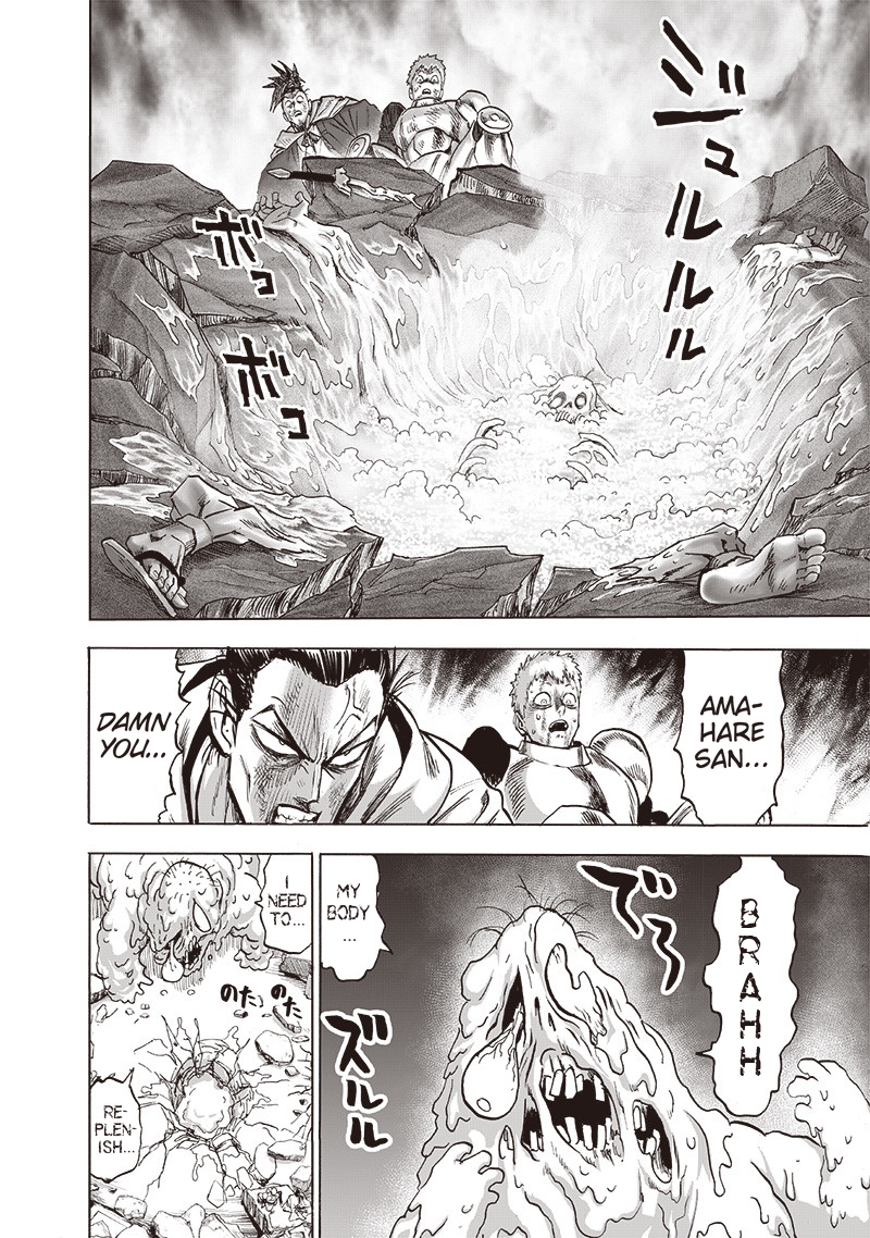 One Punch Man, Chapter 148 image 019