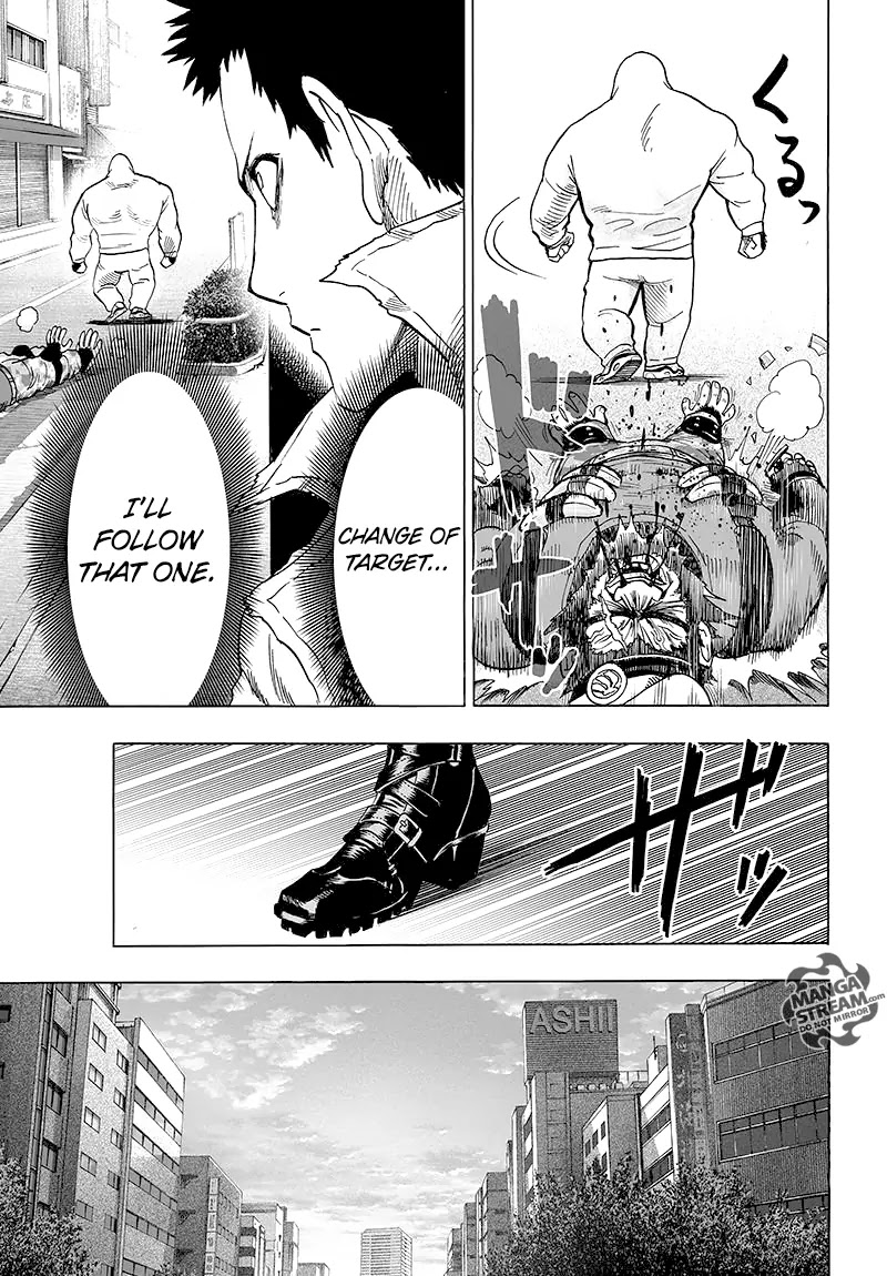 One Punch Man, Chapter Onepunch-Man 78 image 036
