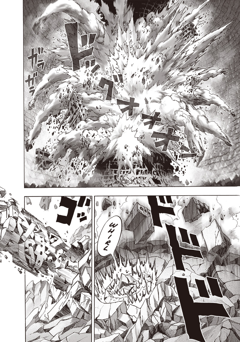 One Punch Man, Chapter One-Punch Man 124 image 009