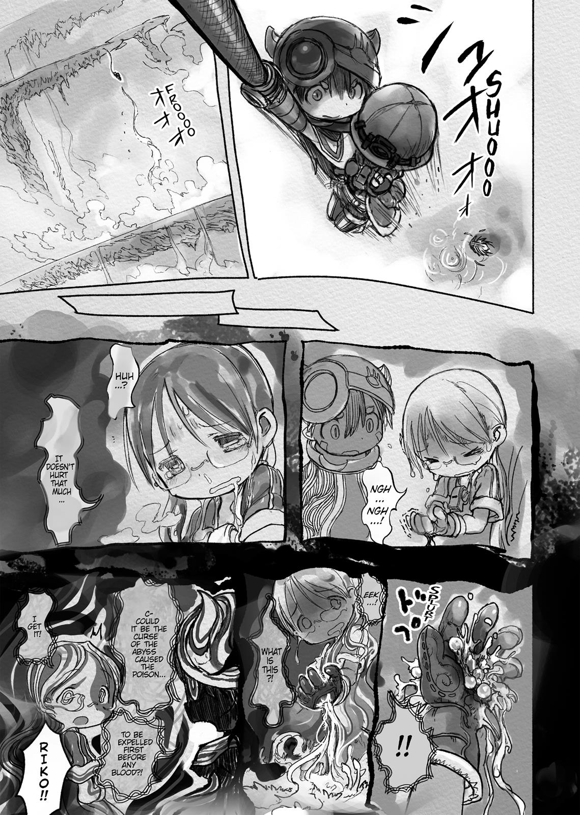 Made In Abyss, Chapter Hello,Abyss 19 image 011