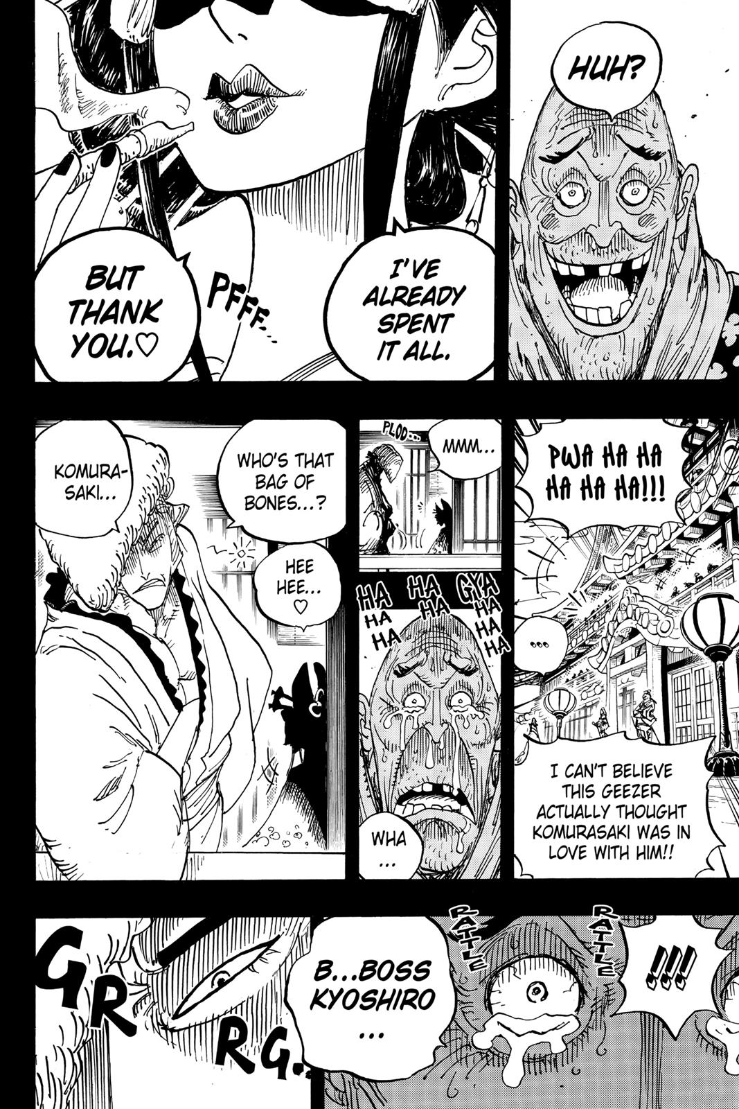 One Piece, Chapter 928 image 012