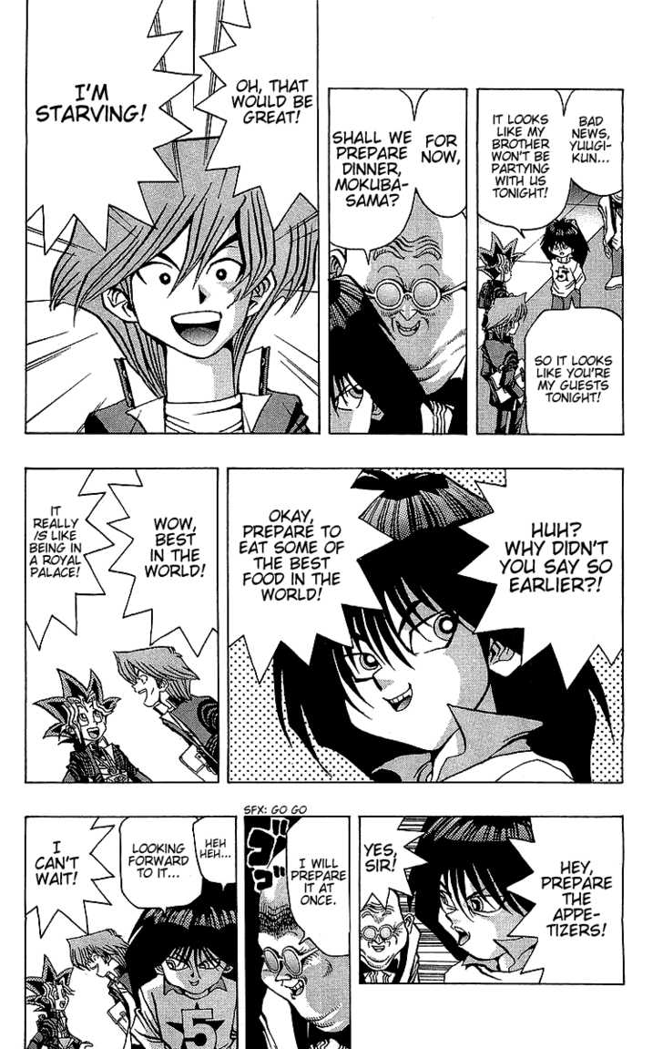 Yu Gi Oh, Chapter Vol.04 Ch.026 - Deadly Russian Roulette image 008