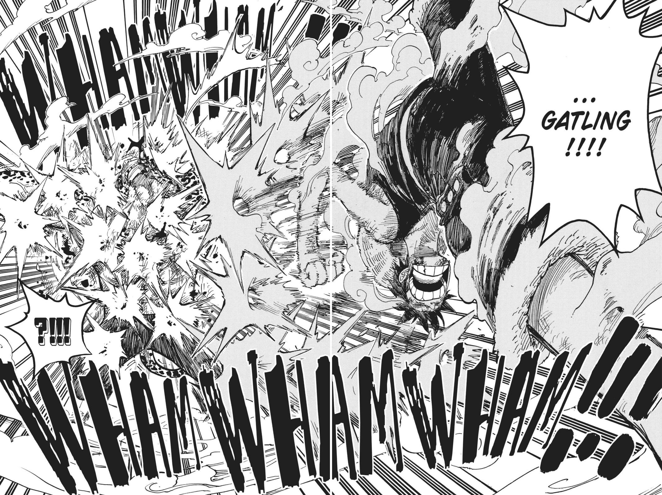 One Piece, Chapter 427 image 014
