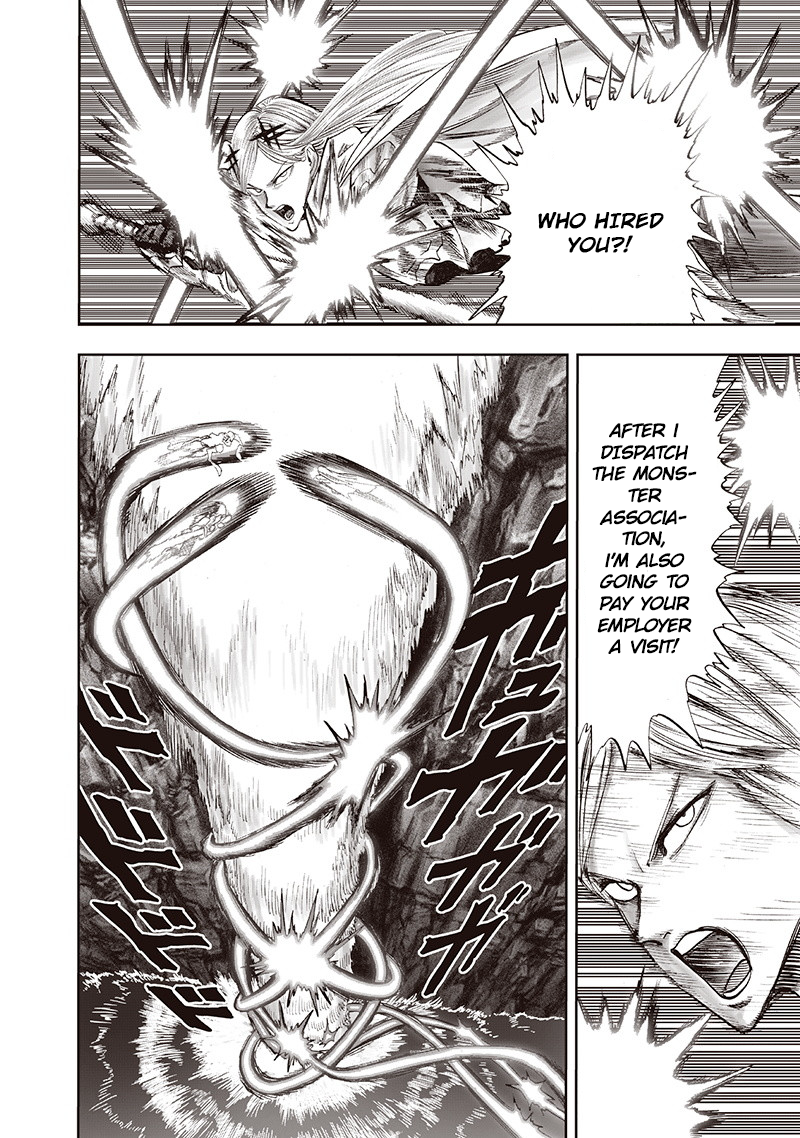 One Punch Man, Chapter Onepunch-Man 95 image 042