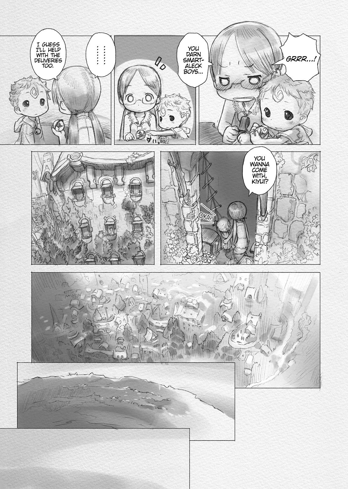 Made In Abyss, Chapter Hello,Abyss 1 image 010