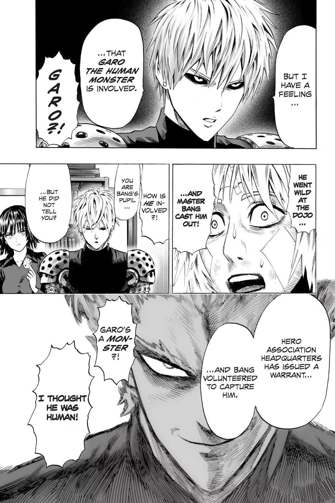 One Punch Man, Chapter Onepunch-Man 46 image 005