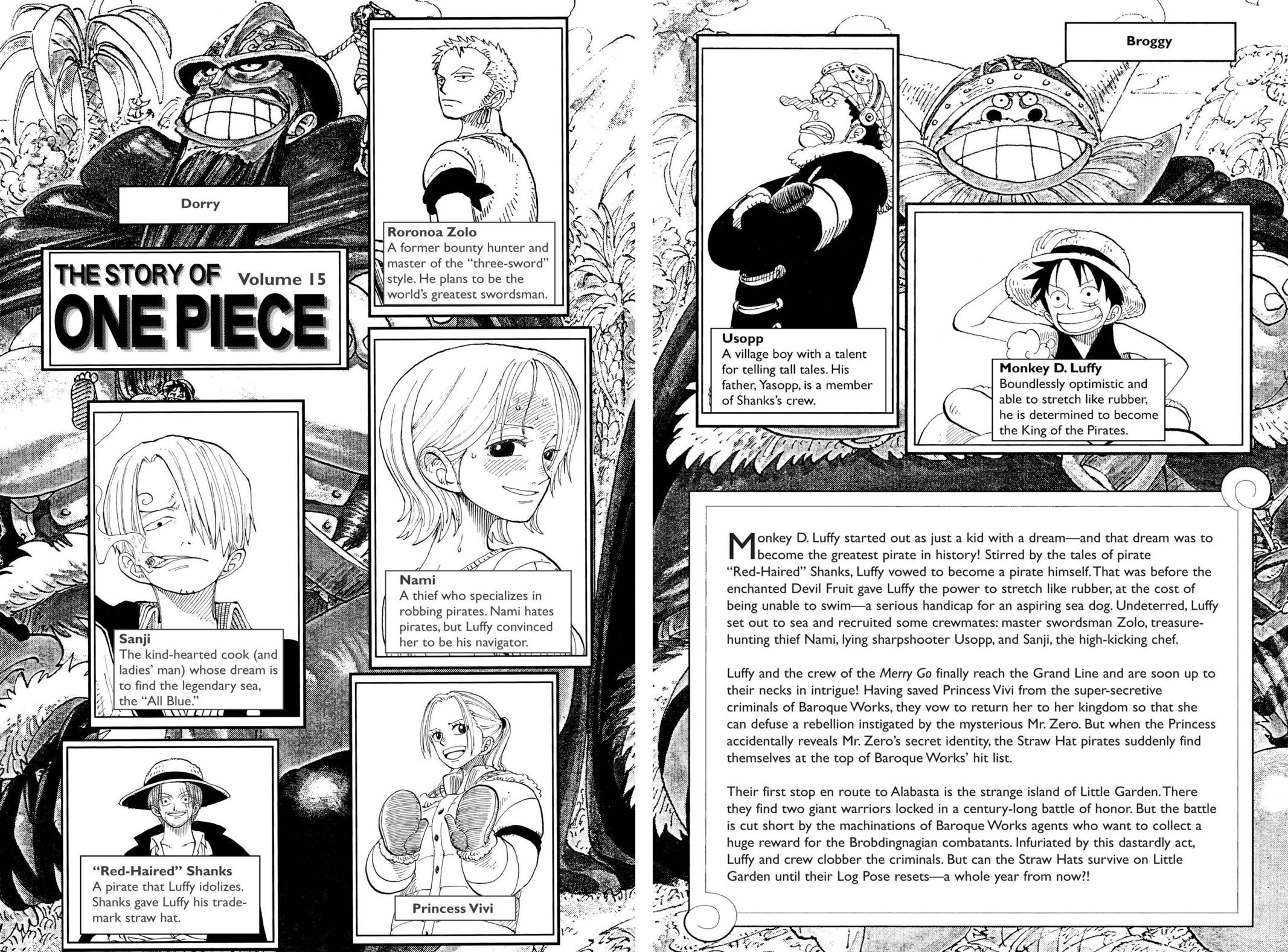 One Piece, Chapter 127 image 005