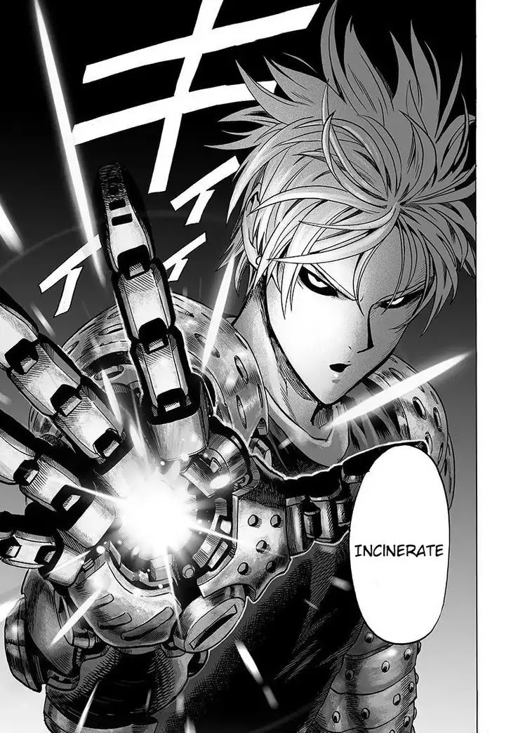 One Punch Man, Chapter Onepunch-Man 63.1 image 009
