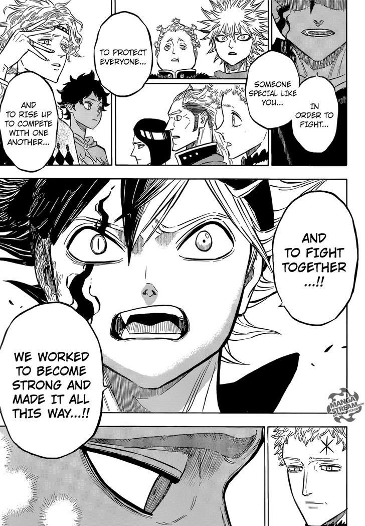 Black Clover, Chapter 130 Sear This Moment Into Your Memory! image 011