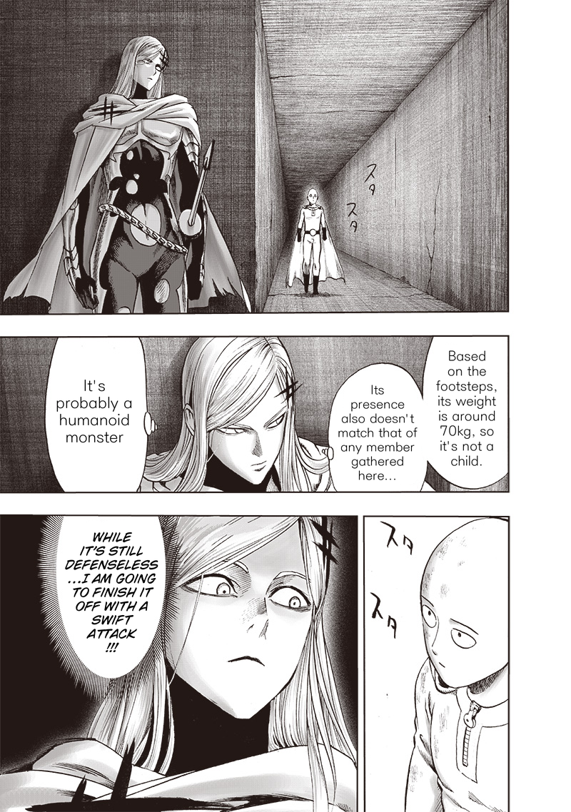 One Punch Man, Chapter One-Punch Man 115 image 013
