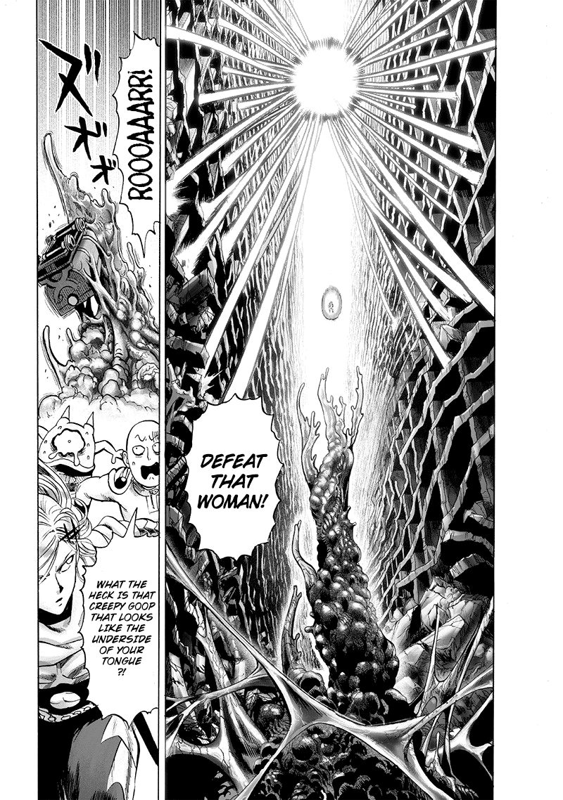One Punch Man, Chapter 127 image 034