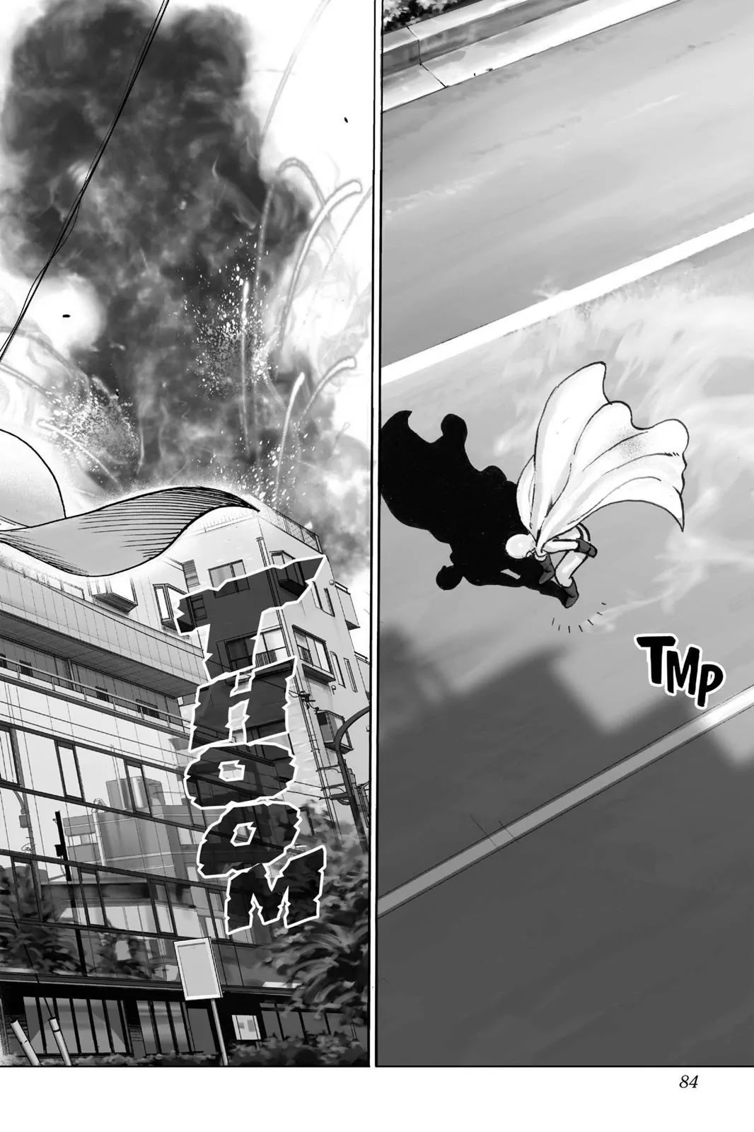 One Punch Man, Chapter Onepunch-Man 21 image 085