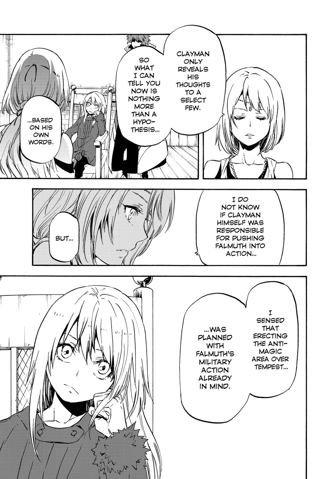 That Time I Got Reincarnated As A Slime, Chapter 61 image 013