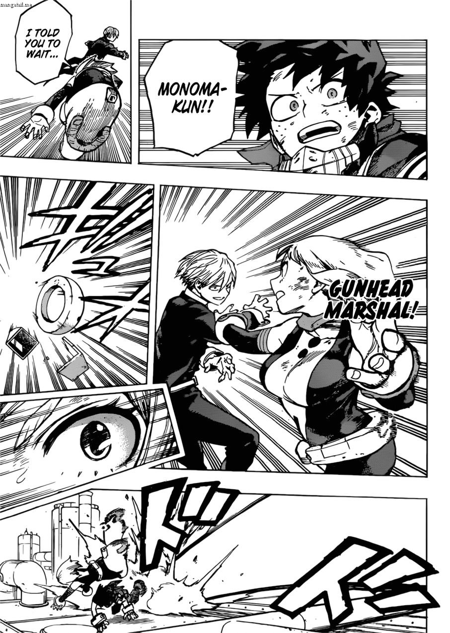 My Hero Academia, Chapter 213 image 011