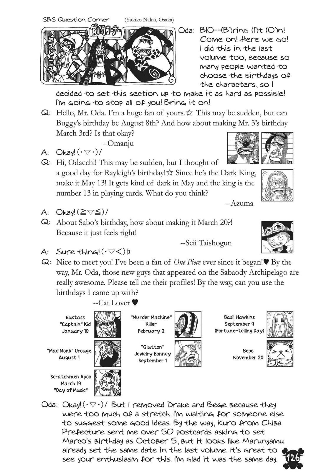 One Piece, Chapter 590 image 019