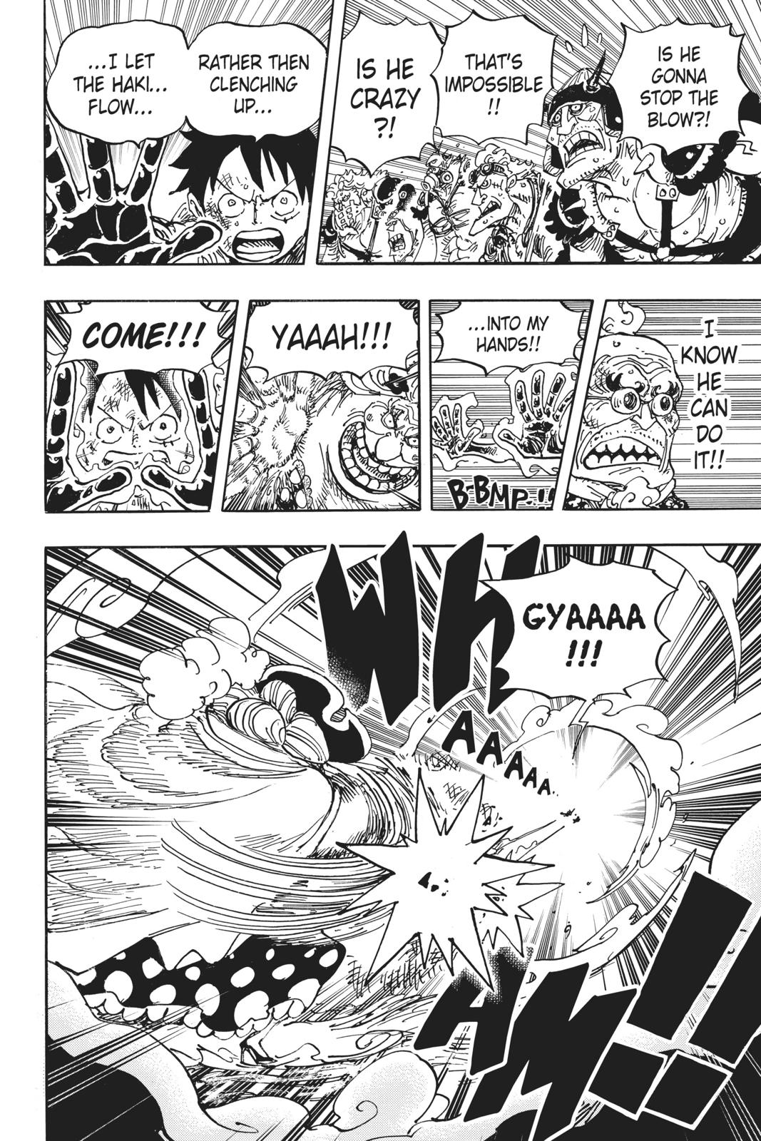 One Piece, Chapter 947 image 004
