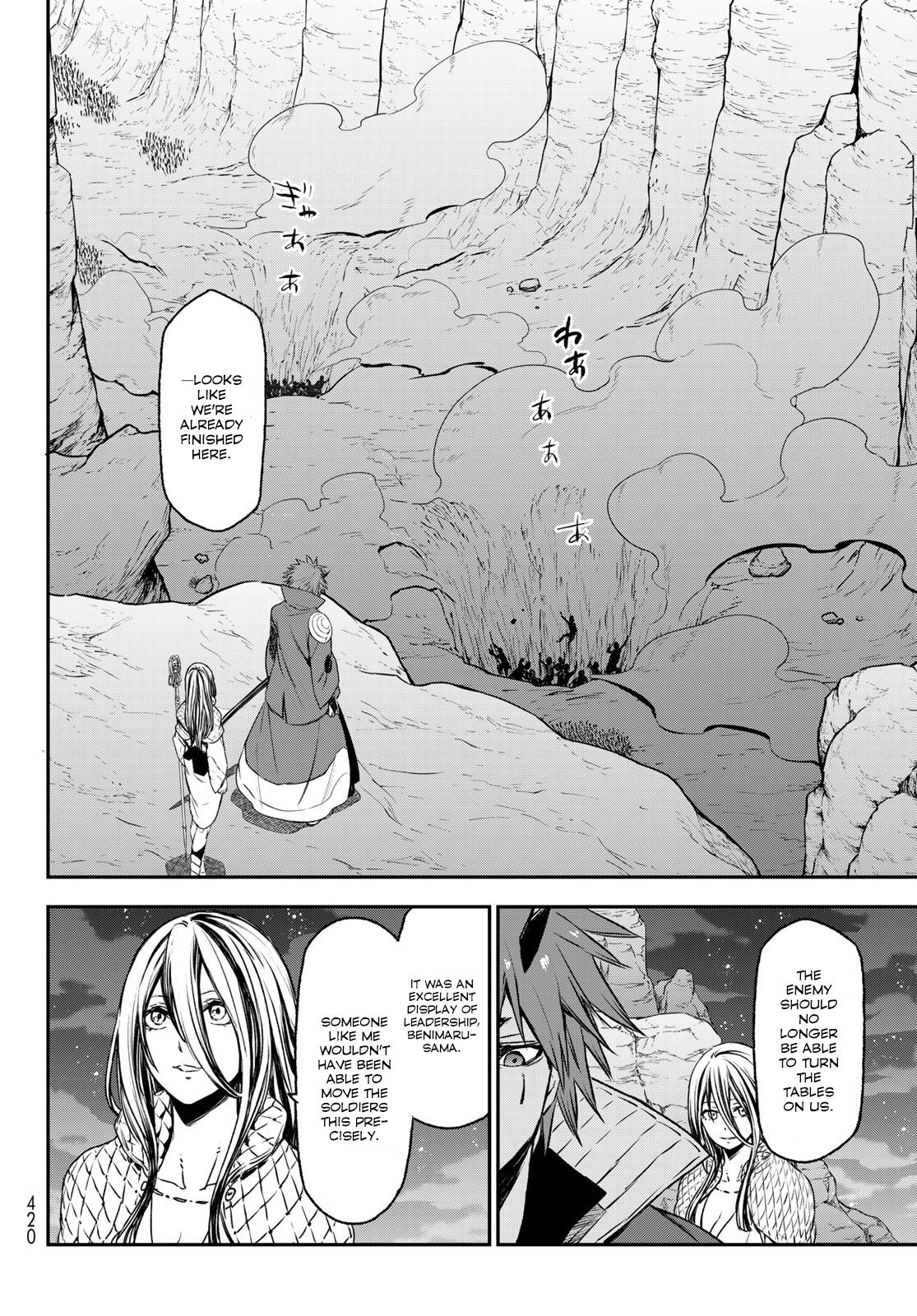 That Time I Got Reincarnated As A Slime, Chapter 78 image 035