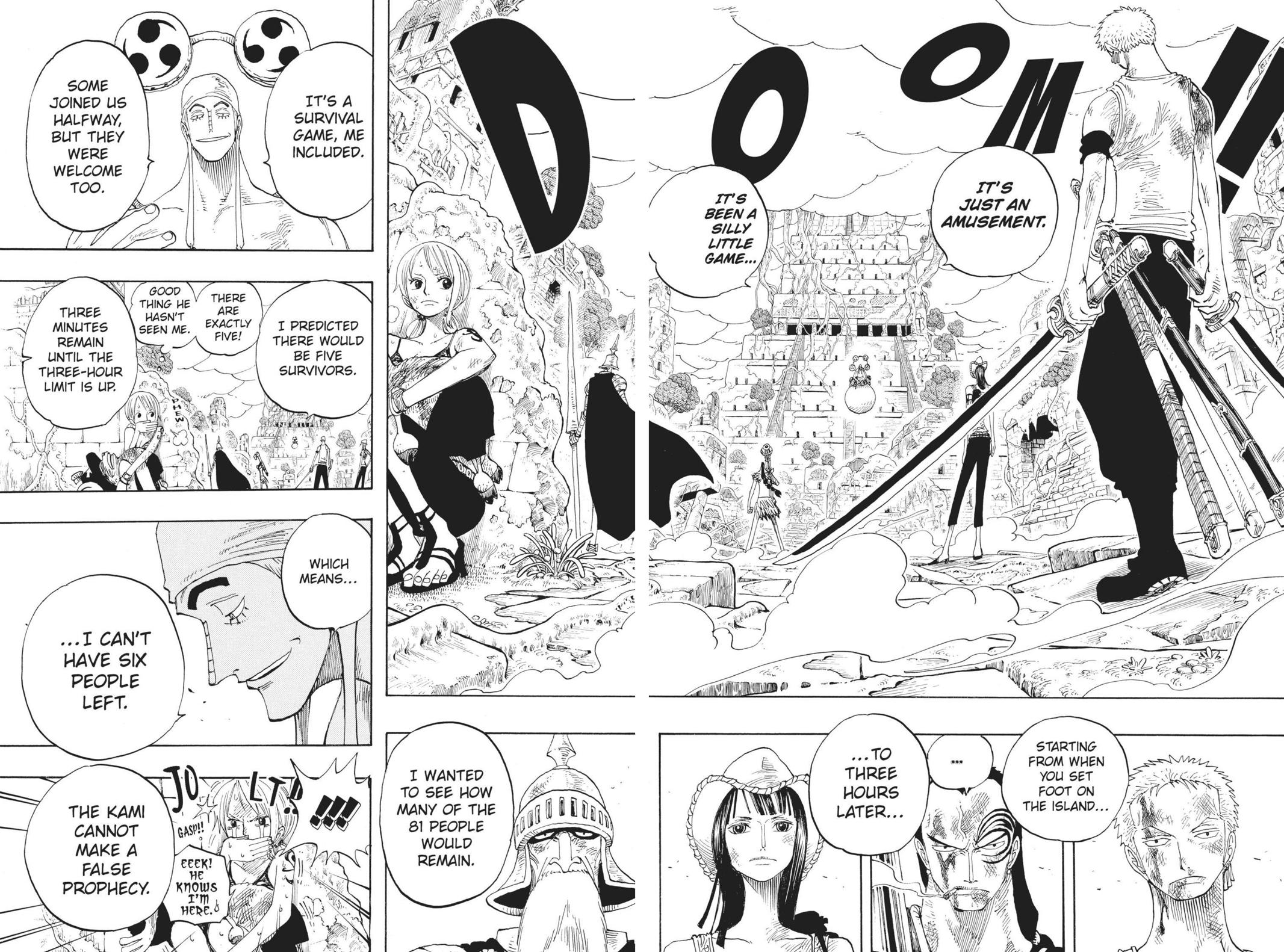 One Piece, Chapter 273 image 016
