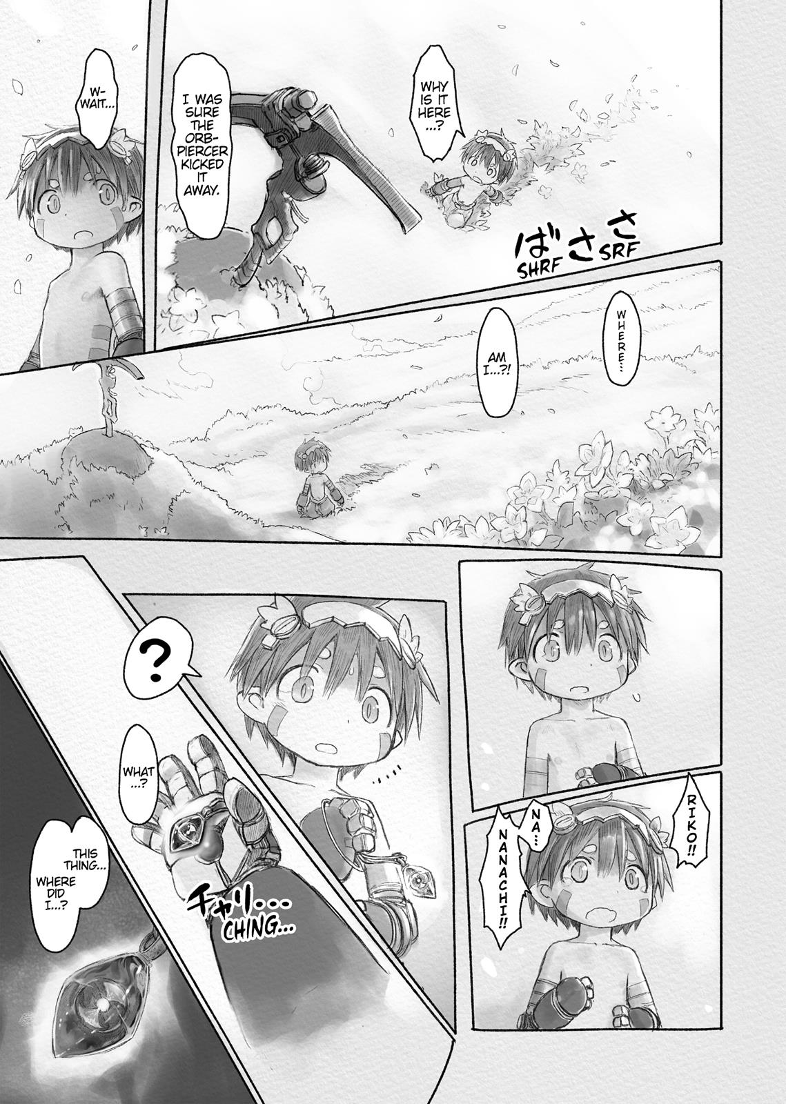 Made In Abyss, Chapter Hello,Abyss 21 image 009