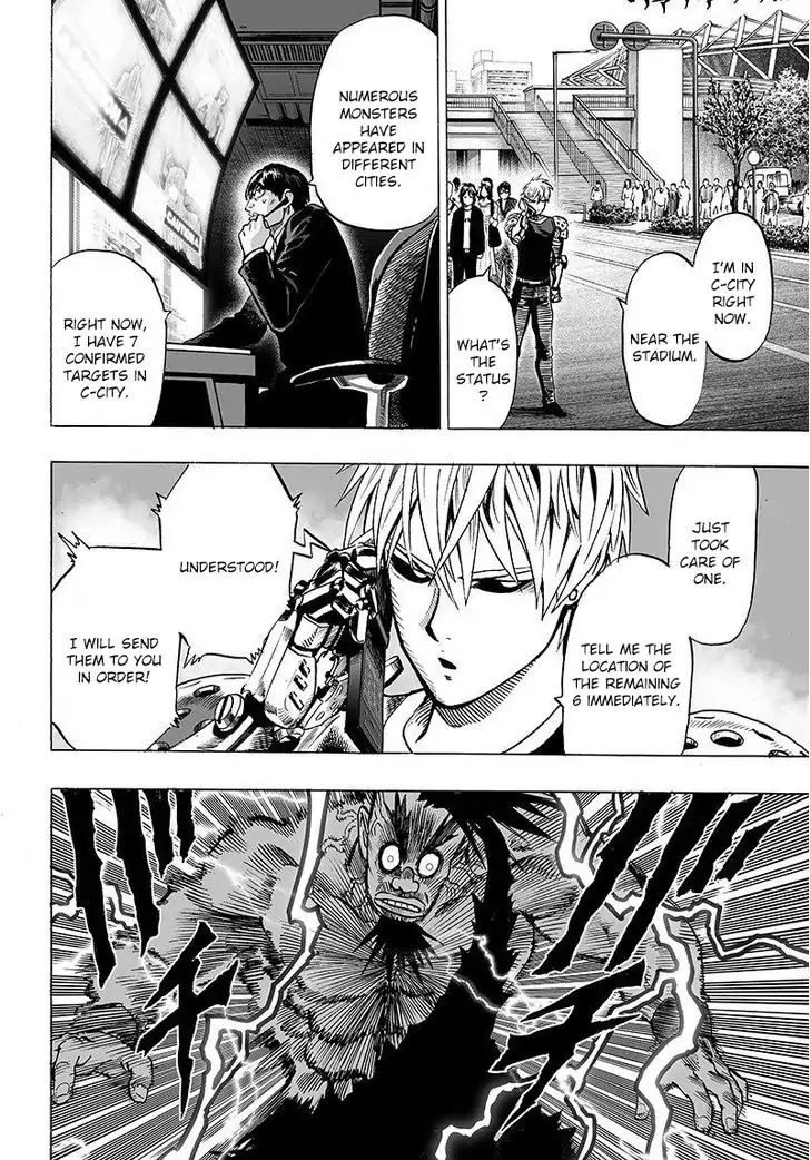 One Punch Man, Chapter Onepunch-Man 63.1 image 012