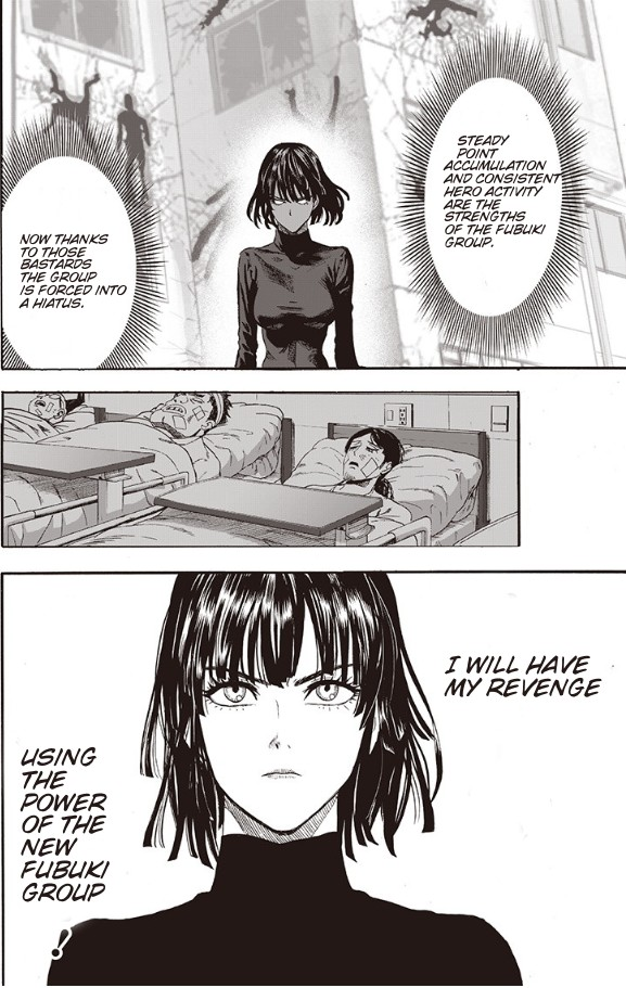 One Punch Man, Chapter Onepunch-Man 93 image 055