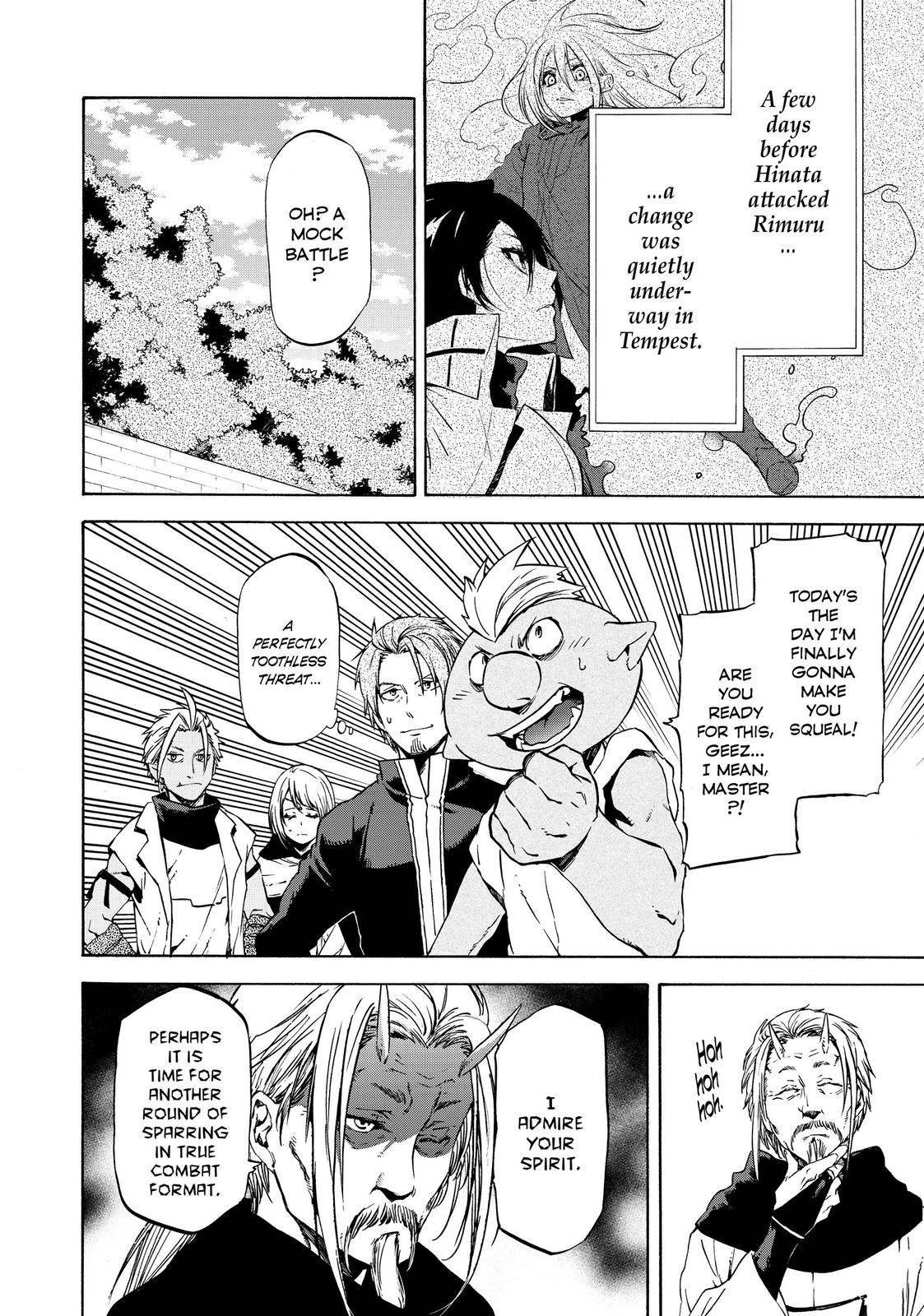 That Time I Got Reincarnated As A Slime, Chapter 56 image 008
