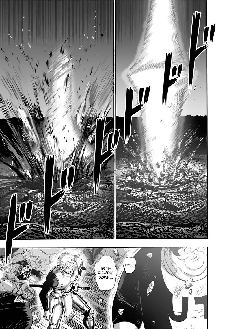 One Punch Man, Chapter 139 image 026