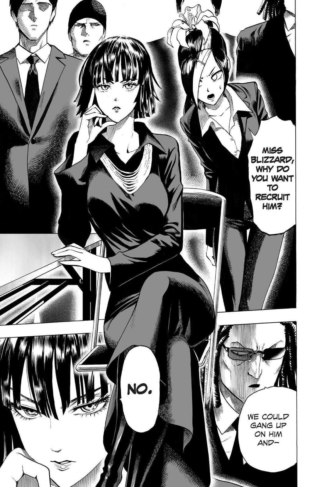 One Punch Man, Chapter Onepunch-Man 55.7 image 004