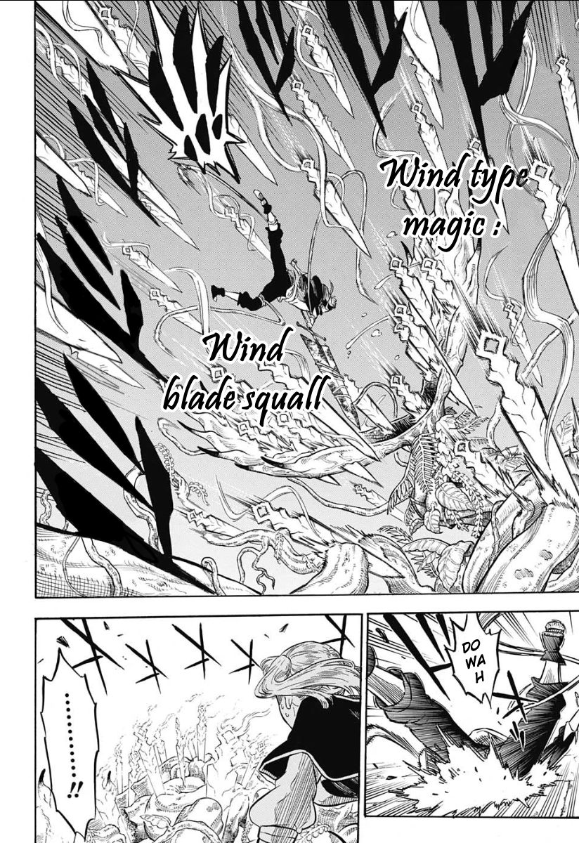 Black Clover, Chapter 11 Dungeon image 019