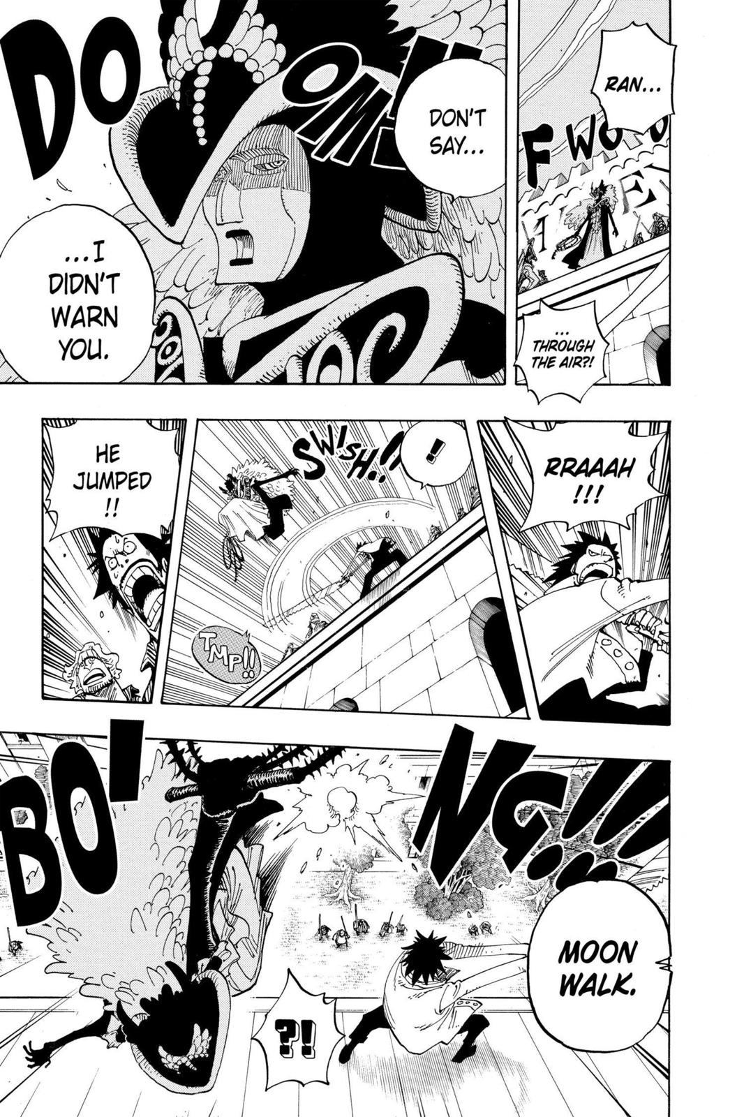 One Piece, Chapter 343 image 005