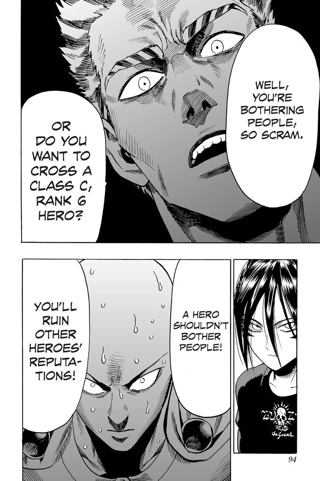 One Punch Man, Chapter Onepunch-Man 19 image 010