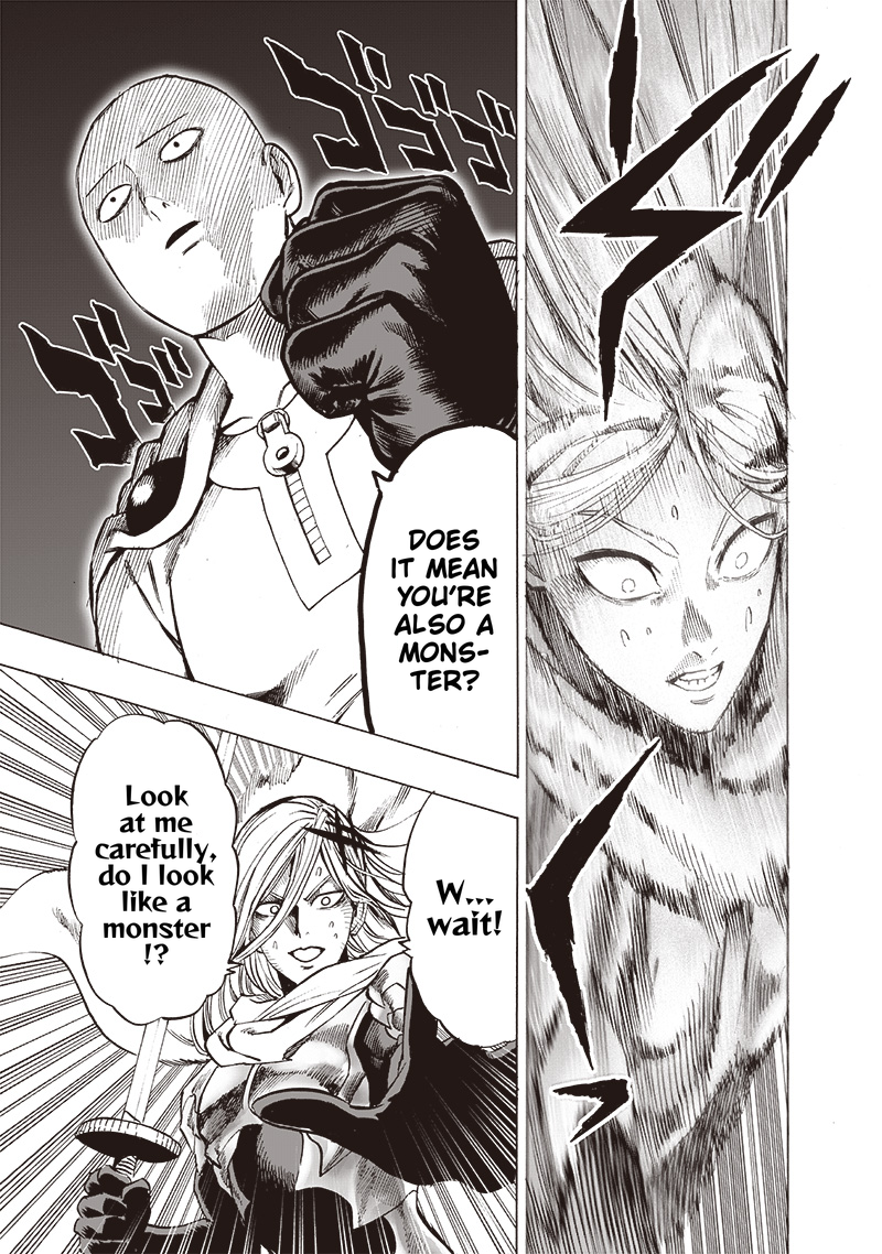 One Punch Man, Chapter One-Punch Man 115 image 021