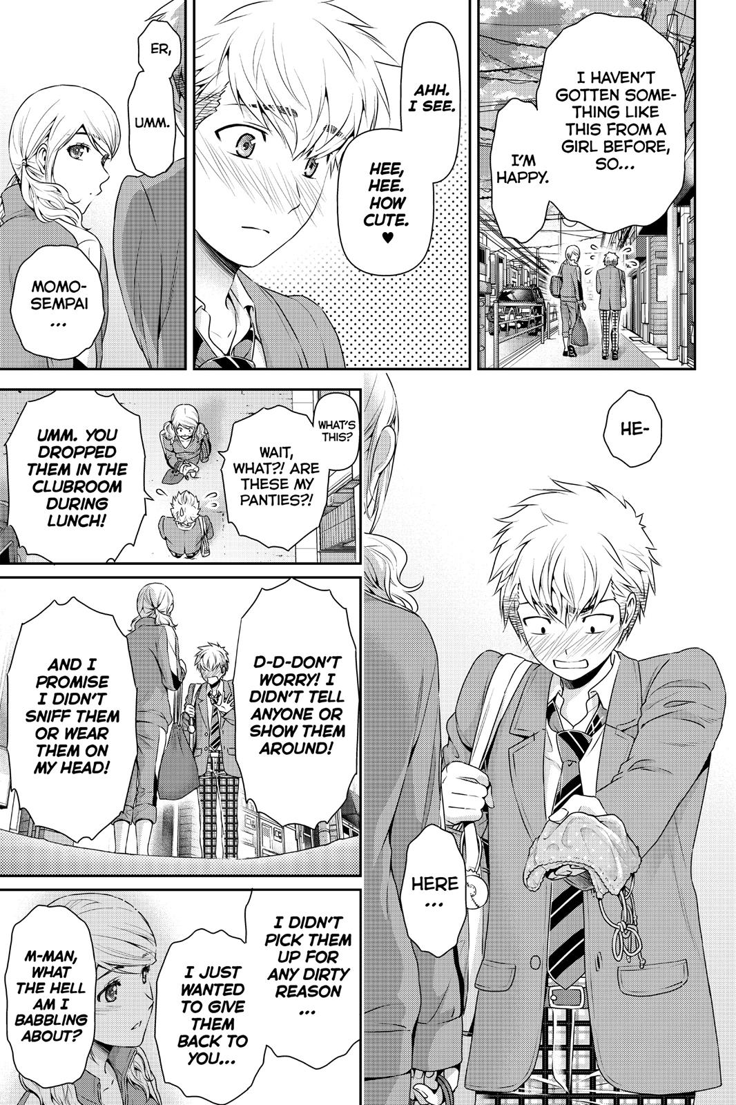 Domestic Na Kanojo, Chapter 80 image 013