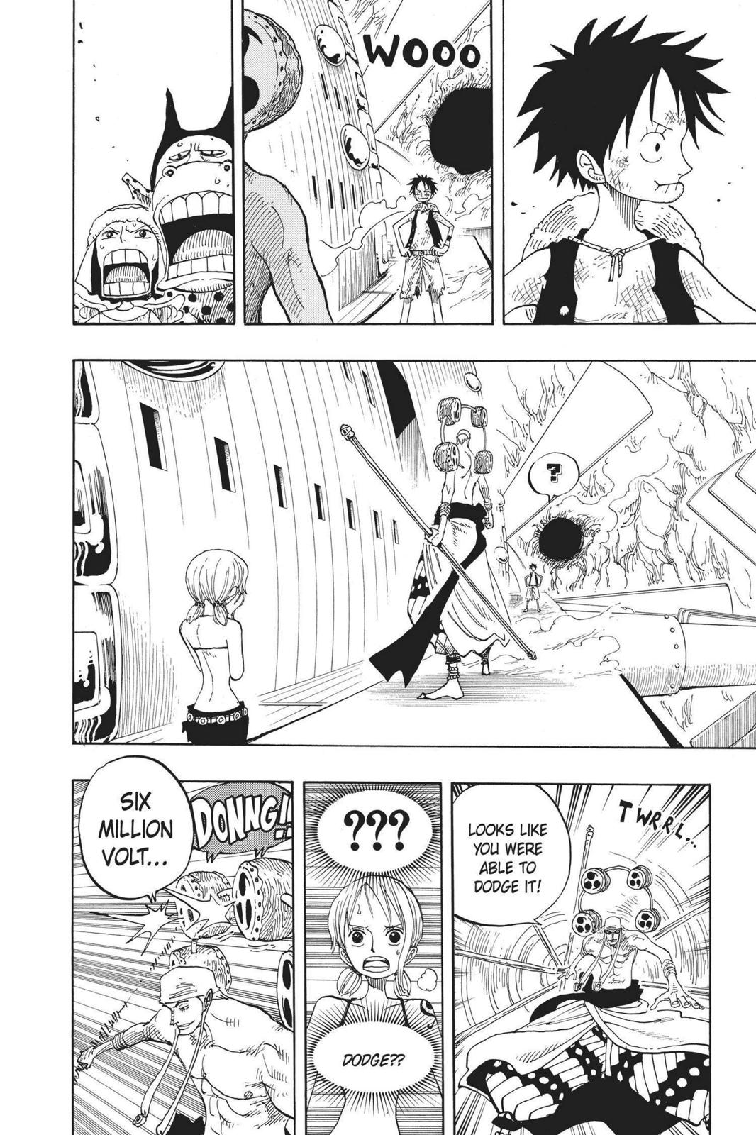 One Piece, Chapter 279 image 012