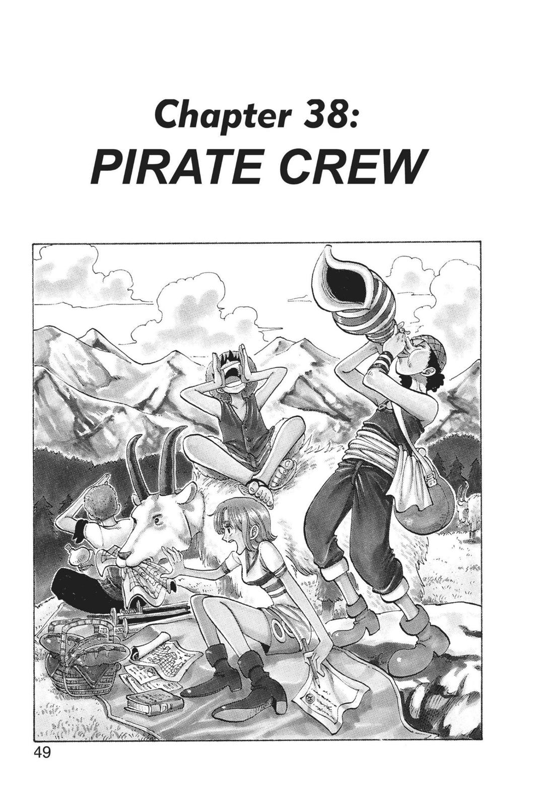 One Piece, Chapter 38 image 001
