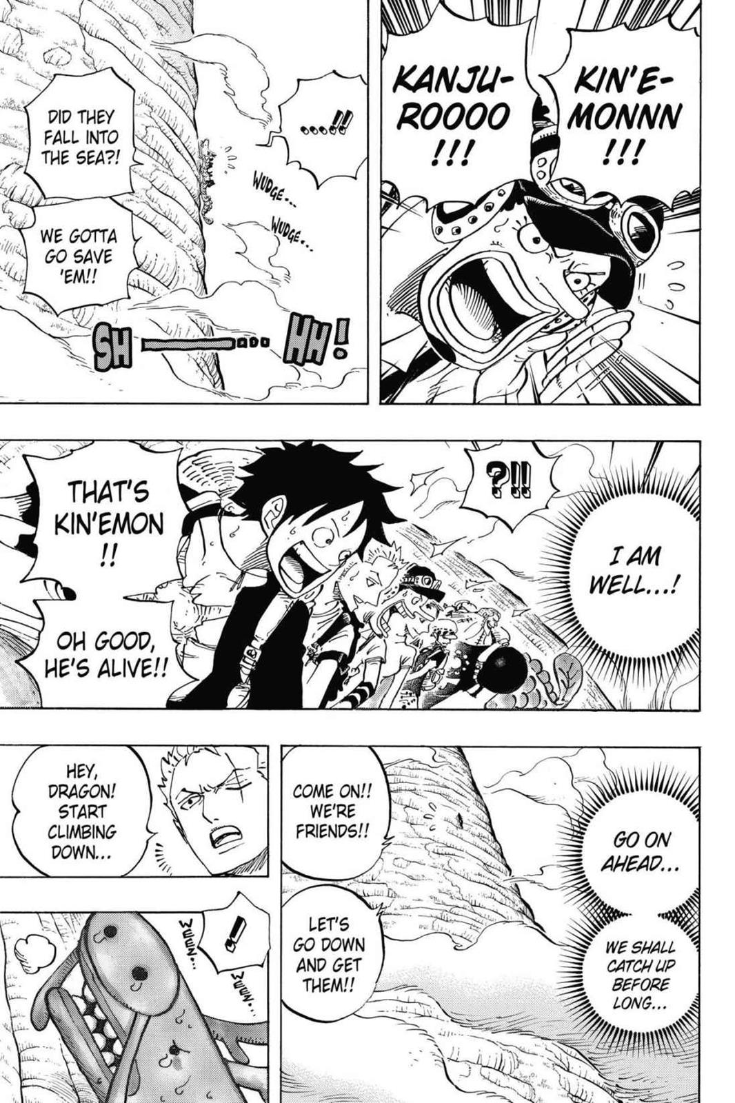 One Piece, Chapter 804 image 005