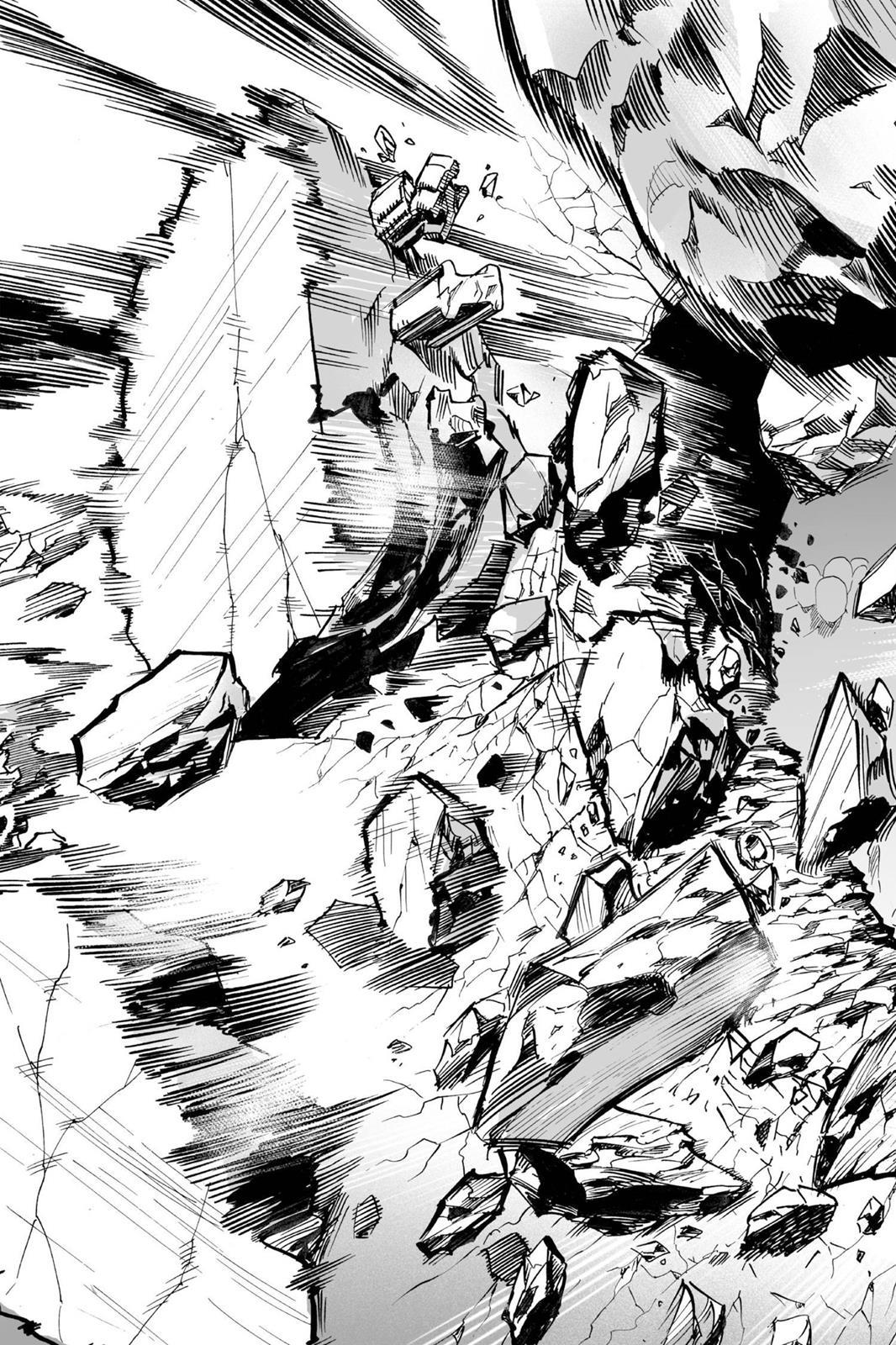 One Punch Man, Chapter Onepunch-Man 20.5 image 019