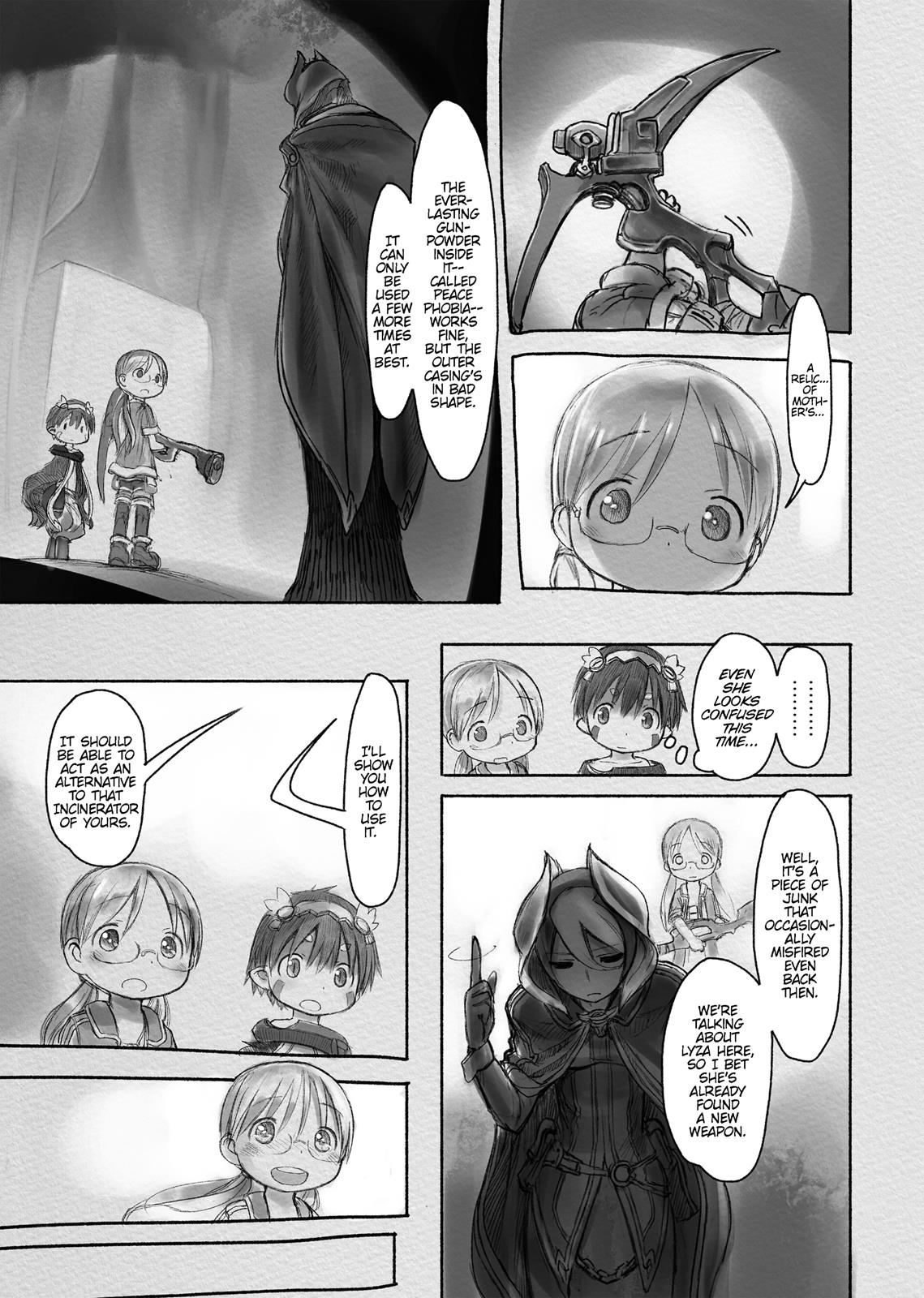 Made In Abyss, Chapter Hello,Abyss 17 image 019