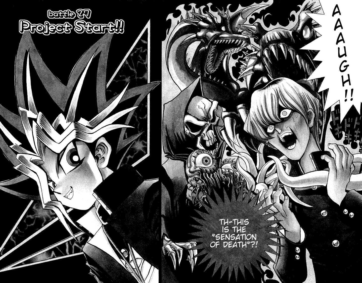 Yu Gi Oh, Chapter Vol.04 Ch.027 - Project Start!! image 003
